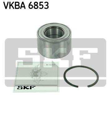 Комплект подшипника ступицы колеса SKF VKBA 6853