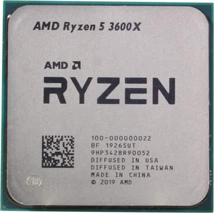 Процессор AMD Ryzen™ 5 3600X Box