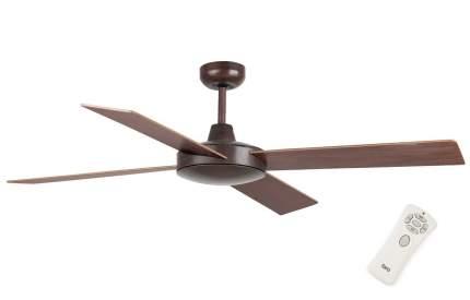 Потолочный вентилятор Faro Barcelona Mallorca Marron Oxido (33351FAR)
