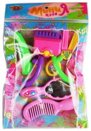 Набор парикмахера игрушечный Yako Toys МиниМания М6739