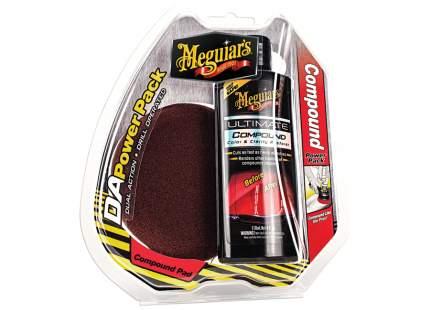 Набор для полировки Meguiar's D/A Power System Ult Wax Pack International G3503INT 0,118 л