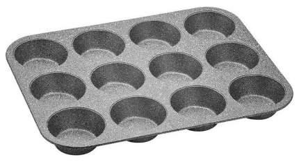 Форма для выпечки AETERNUM MADAME PETRA Для маффинов Серый 12 шт