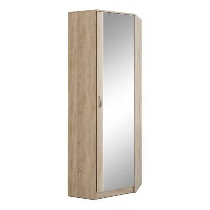 Платяной шкаф MFMaster MAS_MST-PDO-SHU-R-Z1-DS 70х70х200, дуб сонома