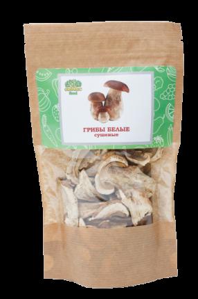 Грибы Organic Food белые сушеные 40 г