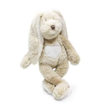 Мягкая игрушка Teddykompaniet кролик серый, средний,1557