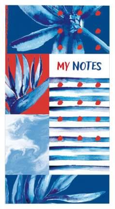Блокнот для заметок  списка дел и покупок «Мои записи» арт. 48982 МИЛЫЕ КОТИКИ /190х100 мм