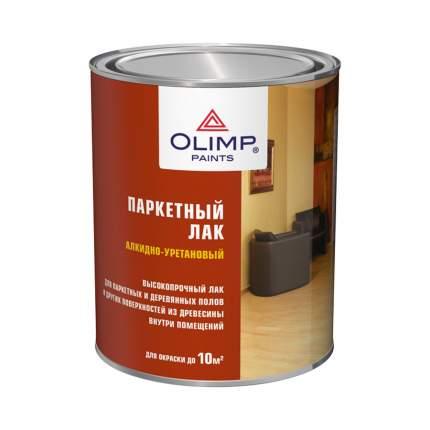 Лак OLIMP паркетный глянцевый 9л