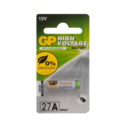 Батарейка GP 27AFRA-2C1 1 шт
