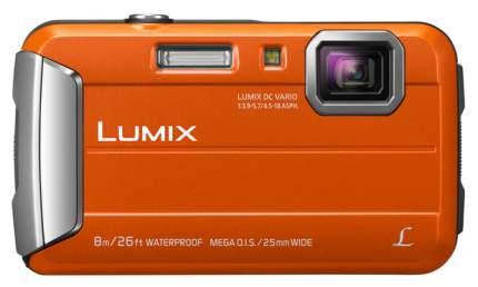 Фотоаппарат цифровой компактный Panasonic Lumix DMC-FT30 Orange