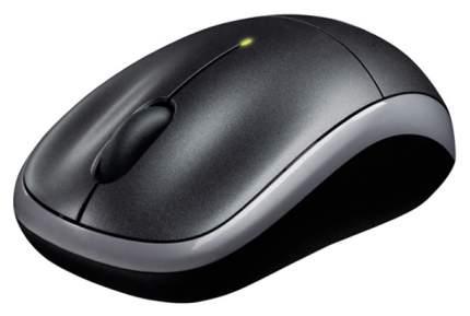 Беспроводная мышка Logitech M217 Grey/Black (910-004637)