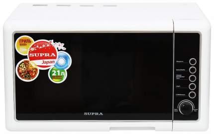 Микроволновая печь с грилем Supra MW-G2119TW white