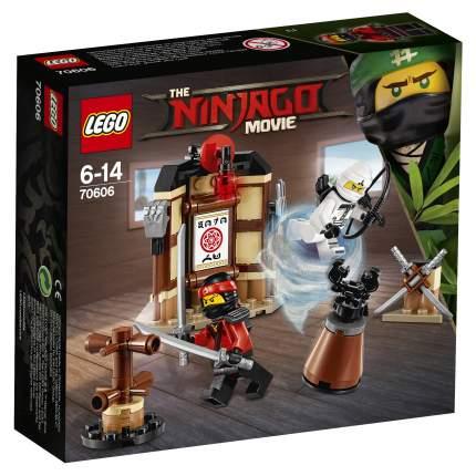 Конструктор LEGO Ninjago Уроки Мастерства Кружитцу (70606)
