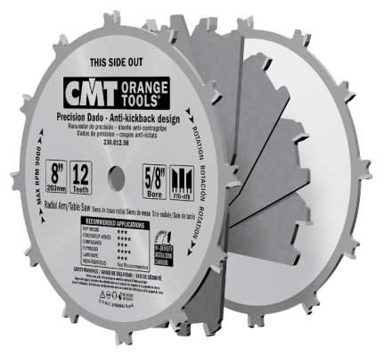 Диск по дереву для дисковых пил CMT 230.012.08