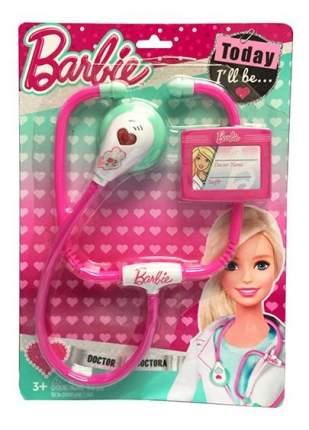 Игровой набор юного доктора barbie на блистере D121C
