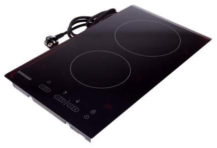 Встраиваемая варочная панель электрическая Samsung CTR432NB02 Black