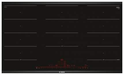 Встраиваемая варочная панель индукционная Bosch PXX975DC1E Black