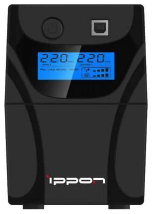 Источник бесперебойного питания IPPON Back Power Pro LCD 600 Черный