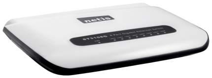 Коммутатор NETIS ST3108G Белый, черный
