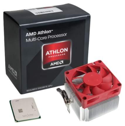 Процессор AMD Athlon X4 870K Box