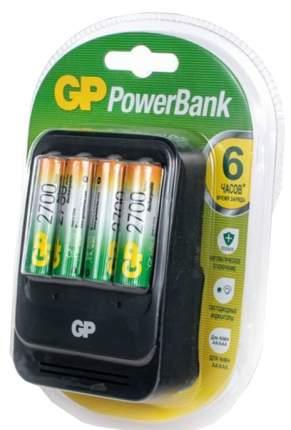 Зарядное устройство GP PB570GS + аккумуляторы АА (HR6) 2700 мАч, 4 шт