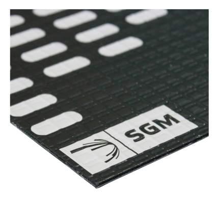 Вибропоглощающий материал для авто SGM 10 шт SGM.М1А1.1.05x080