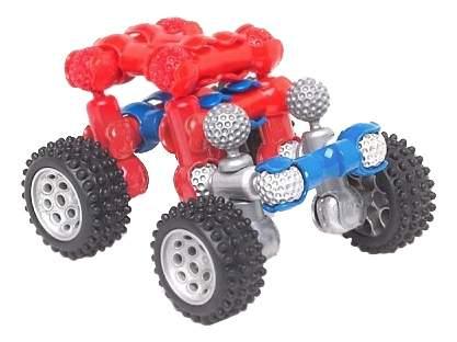 Конструктор пластиковый Zoob Mobile Racer