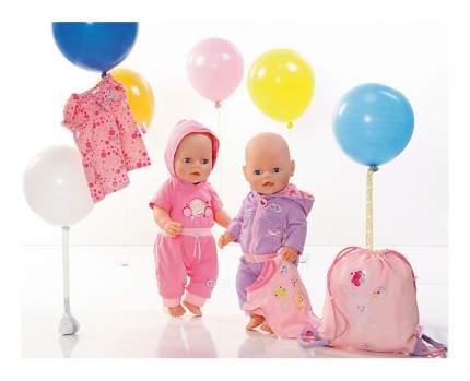 Два комплекта с аксессуарами для Baby Born Zapf Creation
