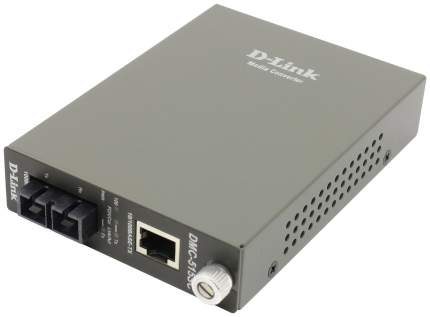 Медиаконвертер D-Link DMC-515SC/D7A