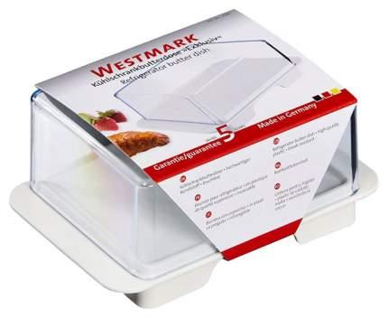 Масленка Westmark 20862270 Прозрачный, белый