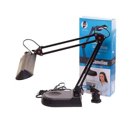 Настольный светильник Camelion KD-017A 046ЭН-3276 Черный