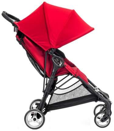 Прогулочная коляска Baby Jogger City Mini Zip Красная