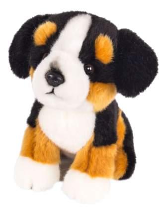 Мягкая игрушка Gulliver Щенок Бернская овчарка, 18 см
