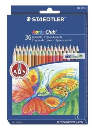 Карандаши цветные Noris Club 36 цв. Staedtler