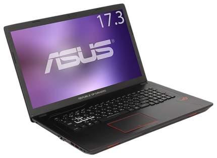 Ноутбук игровой ASUS ROG GL753VE-GC152T 90NB0DN2-M02310