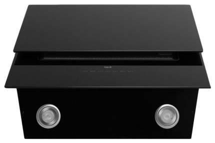 Вытяжка наклонная Best Split 550 Black