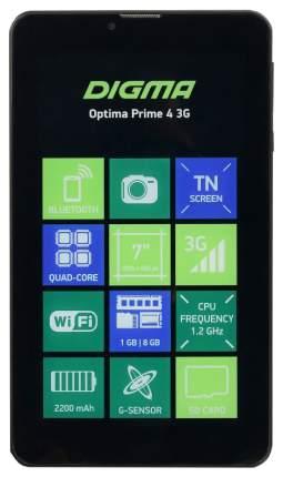 Планшет Digma Optima Prime 4 Black (TT7174PG)
