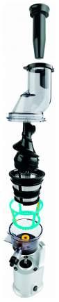 Соковыжималка шнековая Scarlett SC-JE50S40 silver