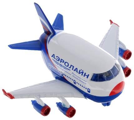 Самолет Технопарк Аэролайн белый CT10-080-2
