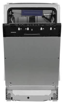 Встраиваемая посудомоечная машина 45 см Siemens SR615X60NR