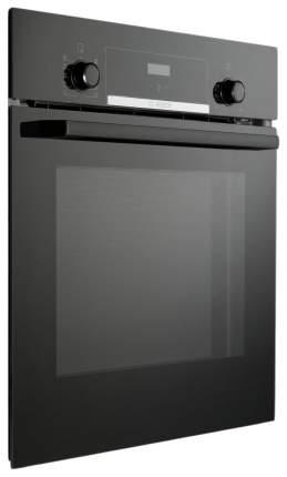 Встраиваемый электрический духовой шкаф Bosch HBF554YB0R Black