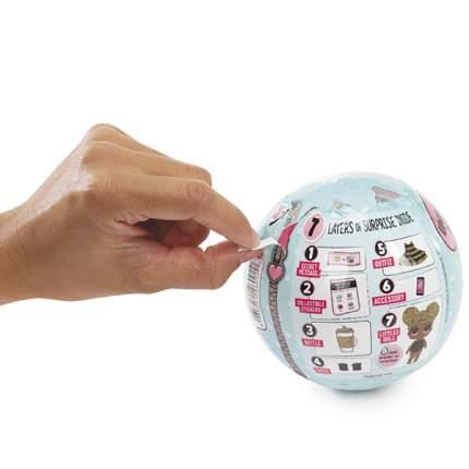 Кукла-сюрприз L.O.L. Surprise Конфетти в шарике 10 см