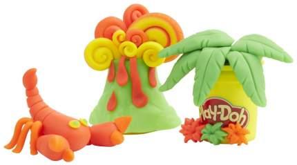 Набор для лепки из пластилина Play-Doh Hasbro Могучий Динозавр