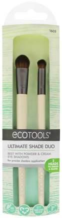 Кисть для макияжа Ecotools Ultimate Shade Duo