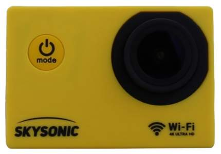 Экшн камера VM Skysonic Sport AT-Q3 Black/Yellow