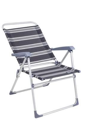 Кресло складное GoGarden SUNRISE DELUXE, 4 позиции, 62х58х103см, алюм,