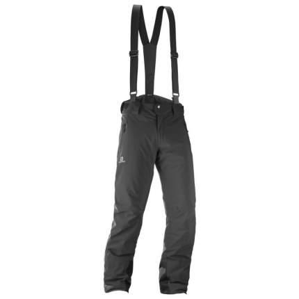 Спортивные брюки Salomon Iceglory, black, XXL INT