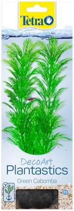 Искусственное растение Tetra DecoArt Plant M Green Cabomba 23см