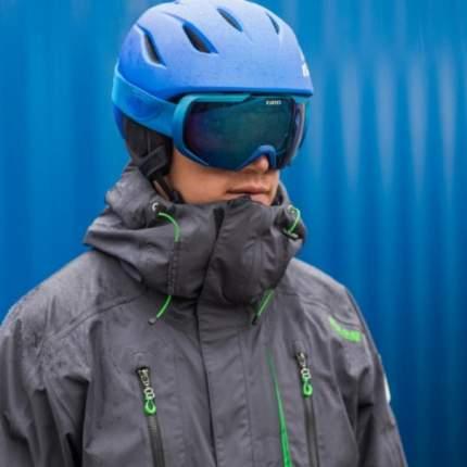 Горнолыжный шлем Giro Nine 2019, серый, L