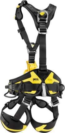 Привязь комбинированная Petzl Astro Bod Fast 1 желтая/черная