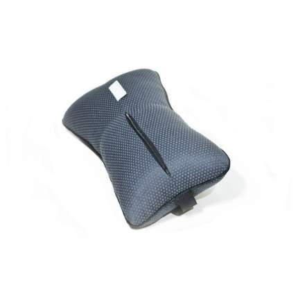 Дорожная-люкс подушка Smart-Textile с холлофайбером (35:18)